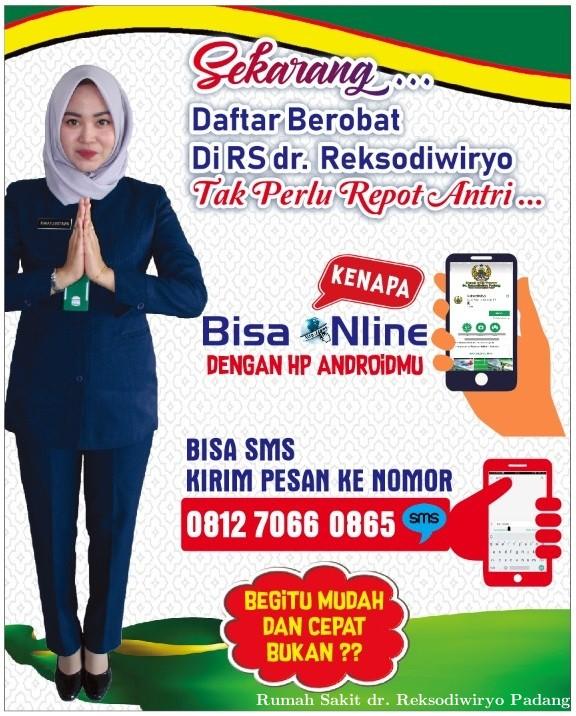Pendaftaran Online via Android dan via Sms