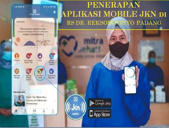 Pendaftaran Berobat Menggunakan Aplikasi Mobile JKN