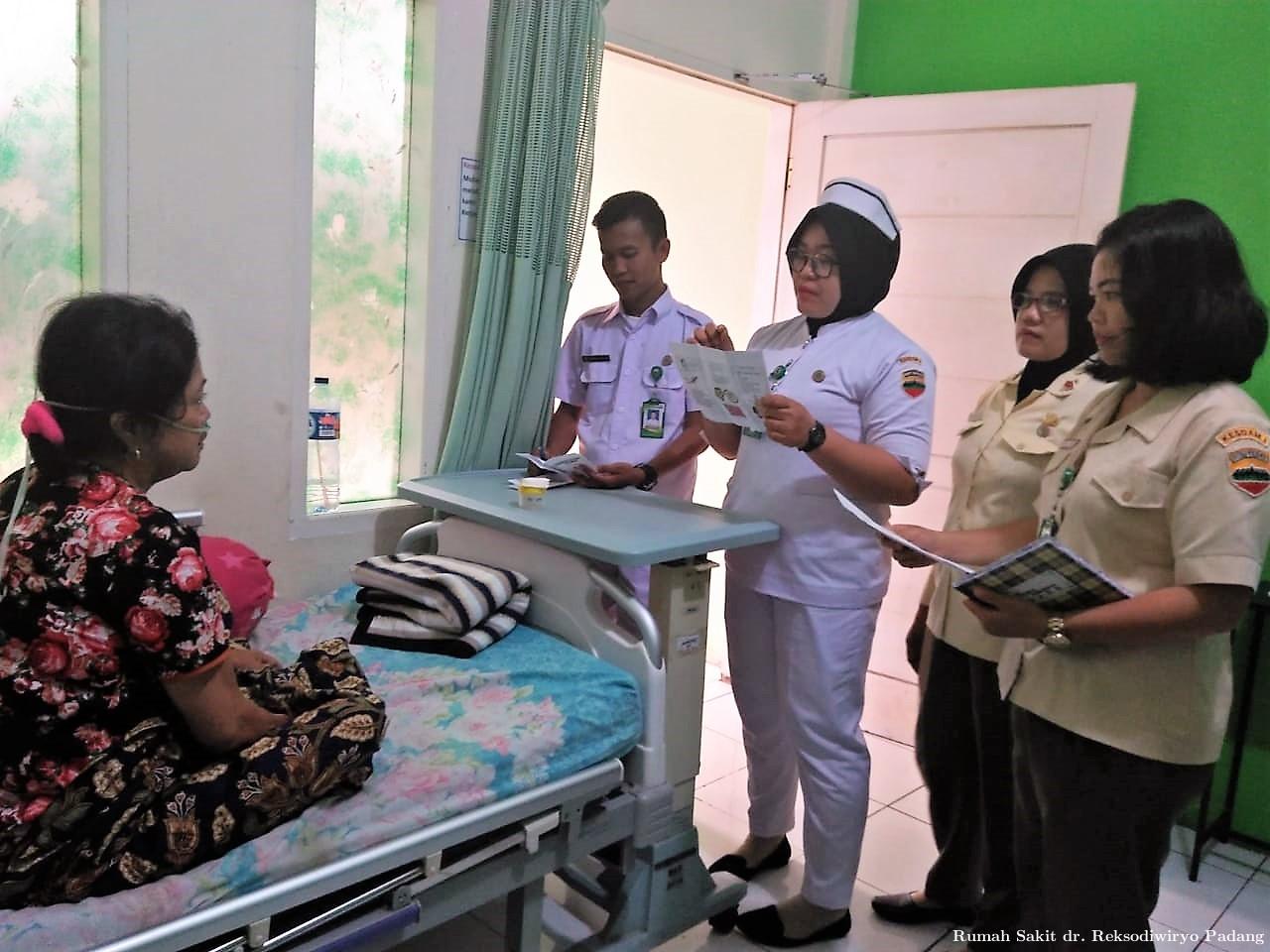 Promosi Kesehatan Rumah Sakit (PKRS) - (Ada 0 foto)
